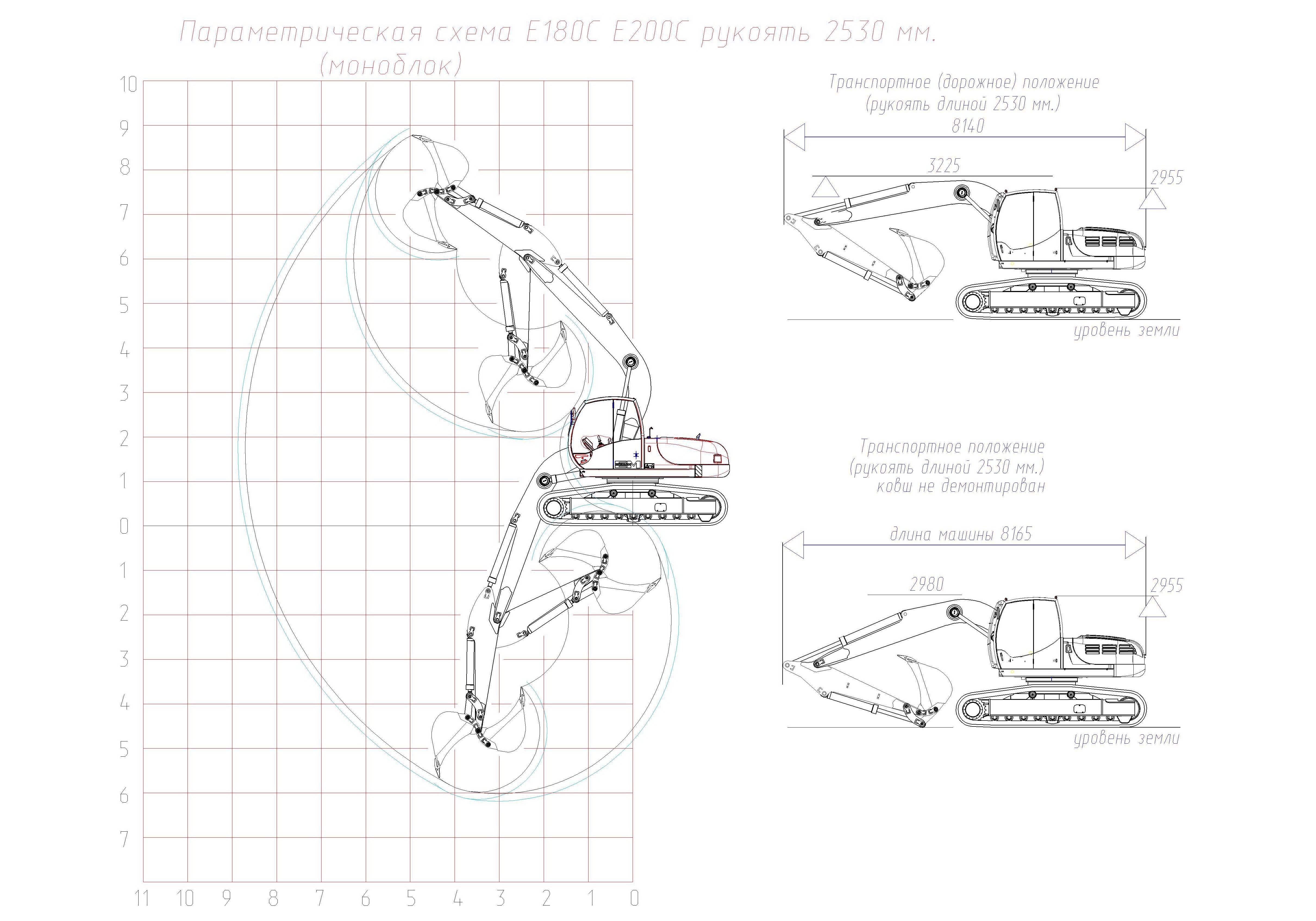 Колесные эскаваторы