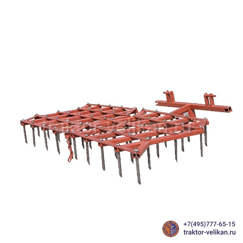 Навесное и прицепное оборудование для мини-тракторов