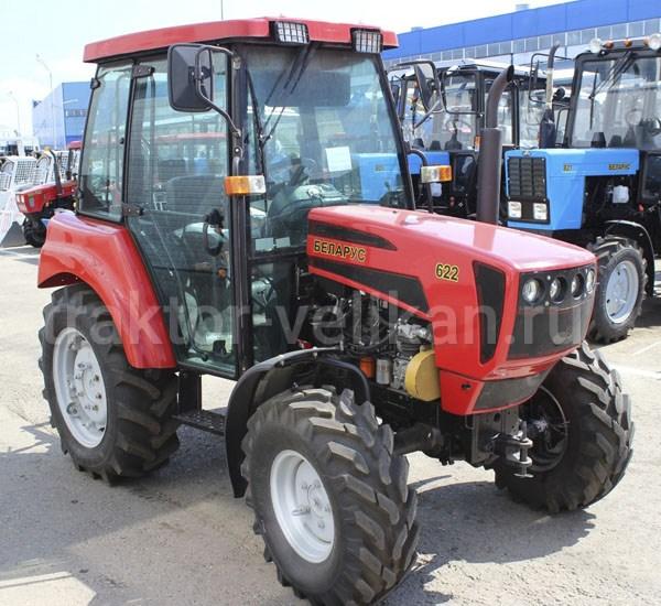 Трактор Мтз 622 - YouTube