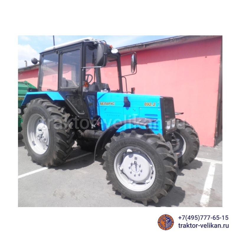 Купить новый трактор «Беларус» МТЗ 892.2 по цене от.