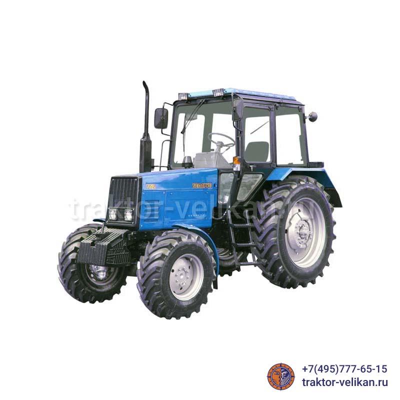Трактор МТЗ 952: технические особенности машины
