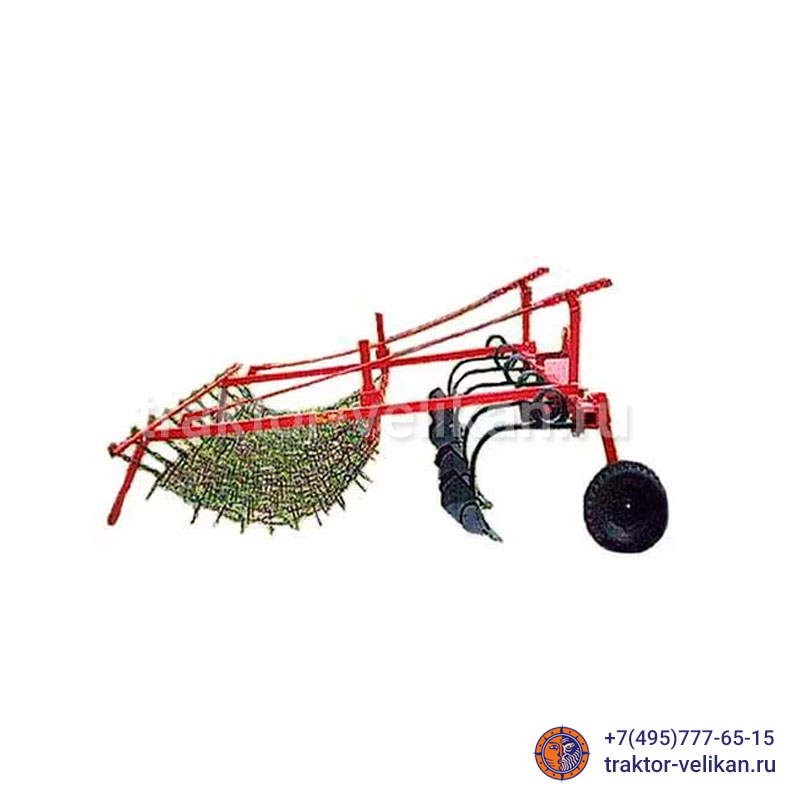 Купить Окучники для тракторов
